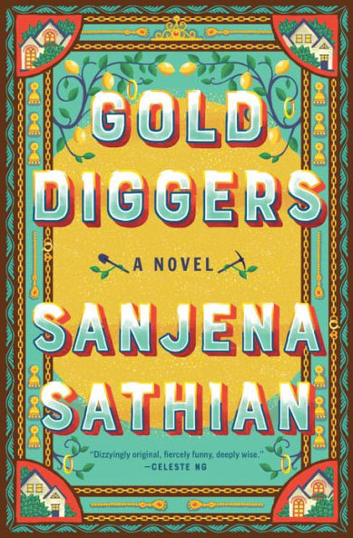 SNN Lido Village Books Gold Diggers