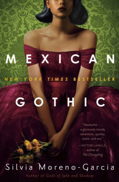 SNN Lido Village Books Mexican Gothic