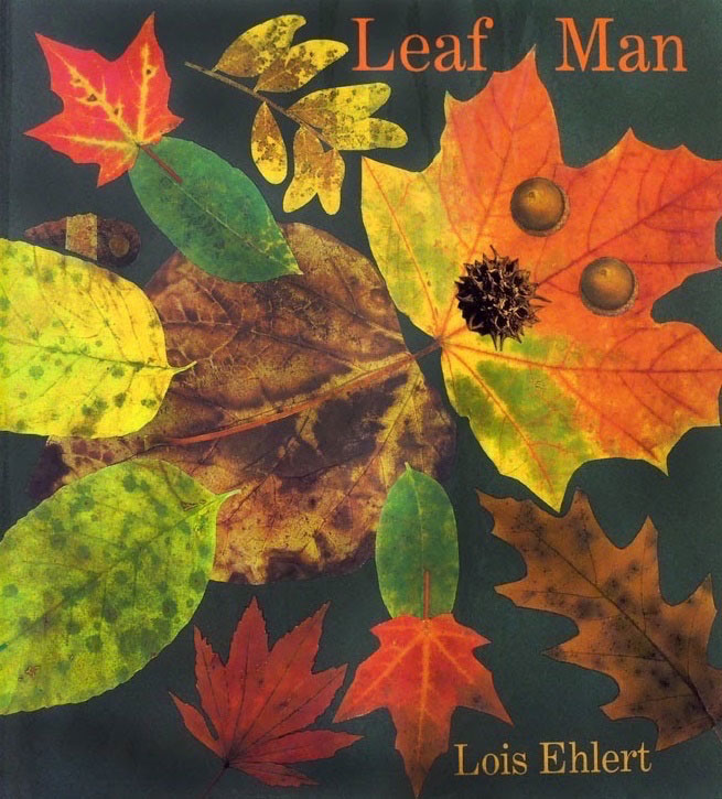 September is a busy month Leaf Man