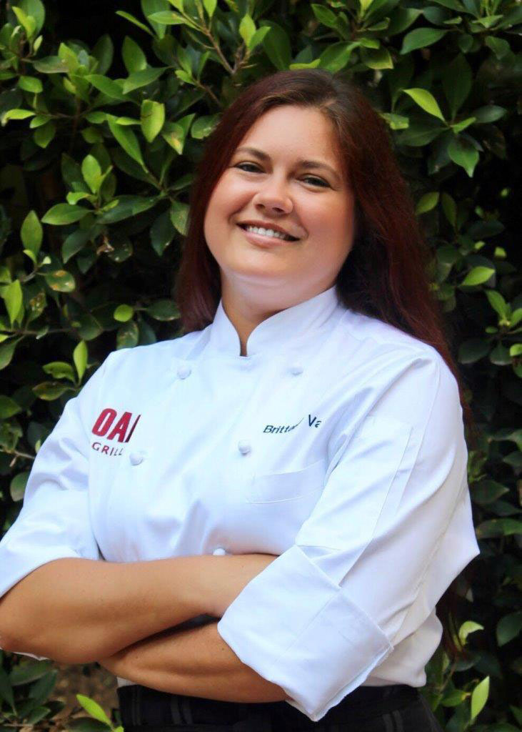 New chef has things cooking Brittany Valles