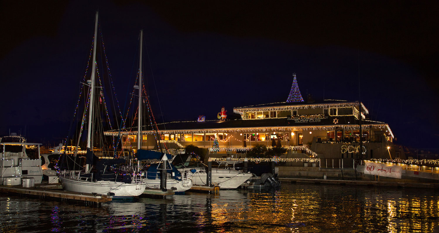 2018 Ring of Lights Best Yacht Club