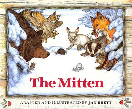 The Mitten bookcover