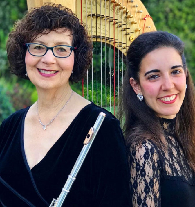 Sunday Musicale Greenberg and Cristina Montes Mateo