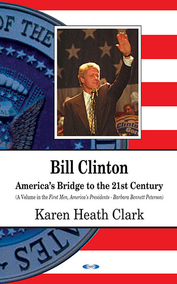 Bill Clinton book cover