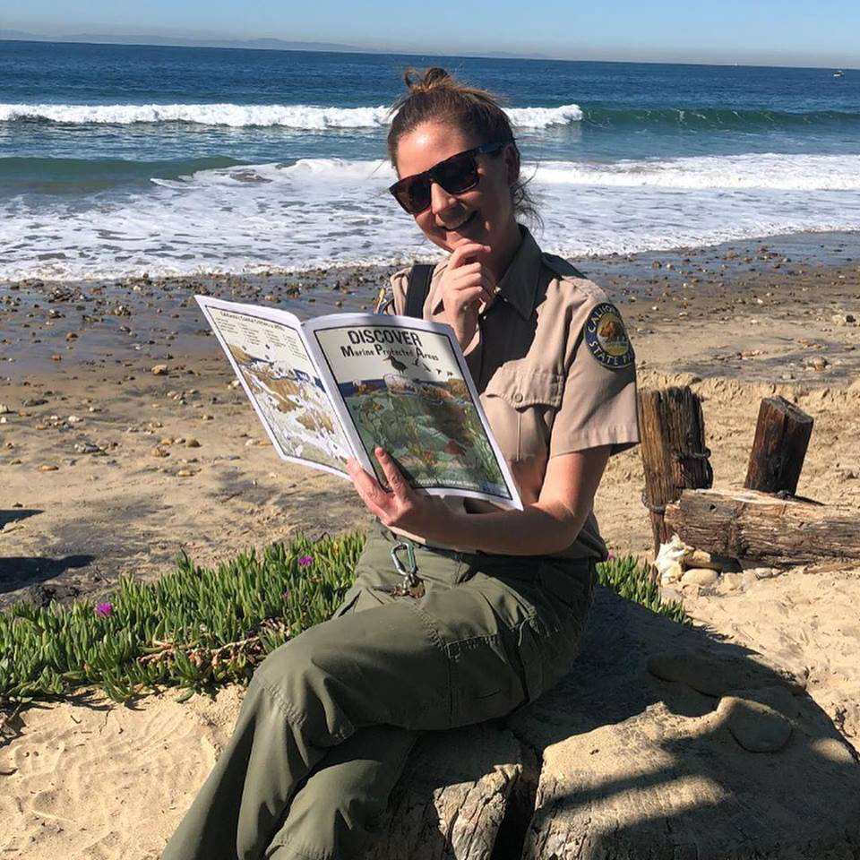 Beachside Chat with Ranger Alex