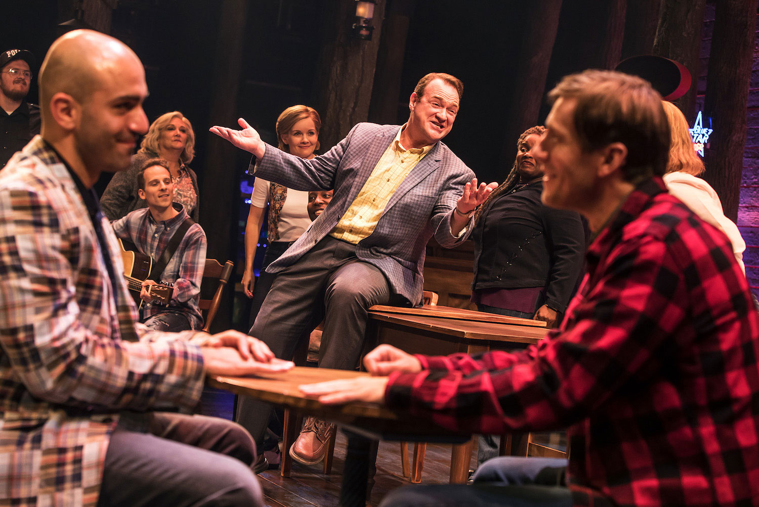 COME FROM AWAY for Best Bets