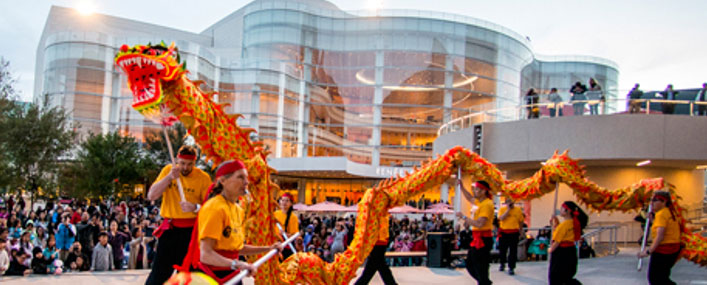 Pacific Symphony Dragon Dance
