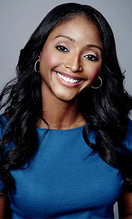 Save the Date for upcoming Isha Sesay