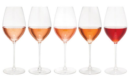40c8e864742 glasses of rose wine