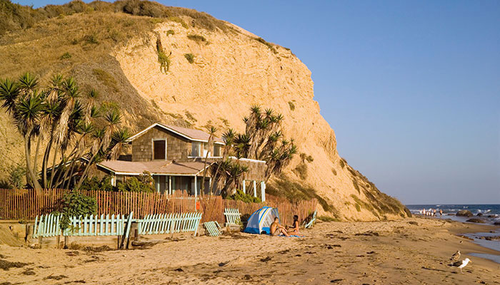 Crystal Cove cottage