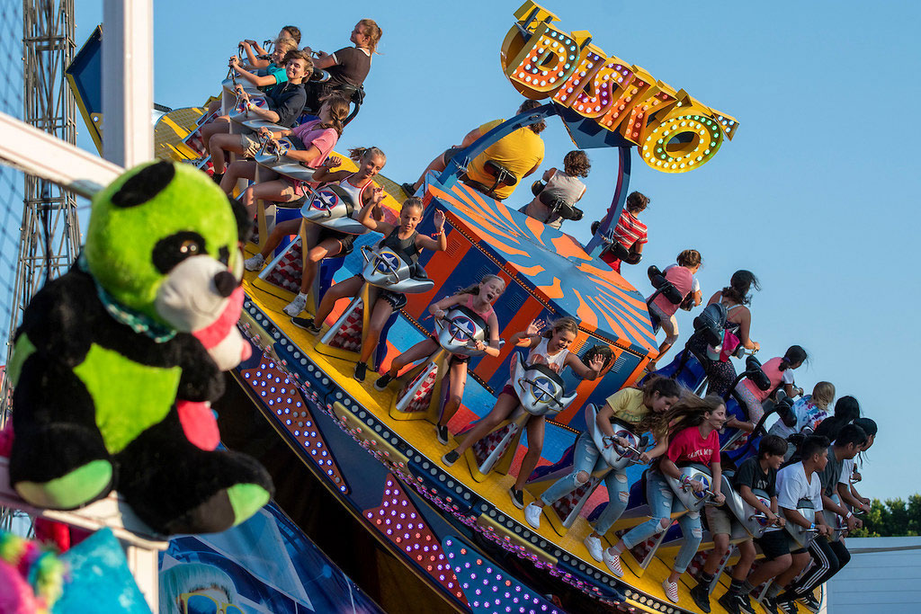 OC Fair offers admission Disko Ride