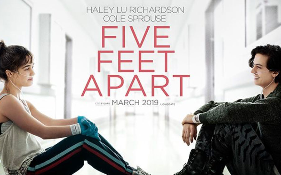 Five Feet Apart for Pick Your Flick