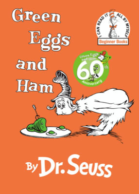SNN Barnes & Noble Green Eggs and Ham