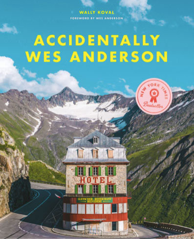 SNN Barnes & Noble Accidentally Wes Anderson