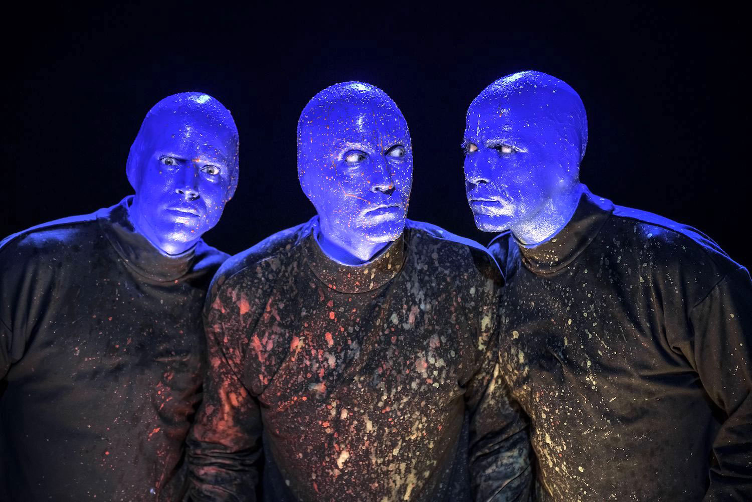 Segerstrom Center BLUE MAN GROUP