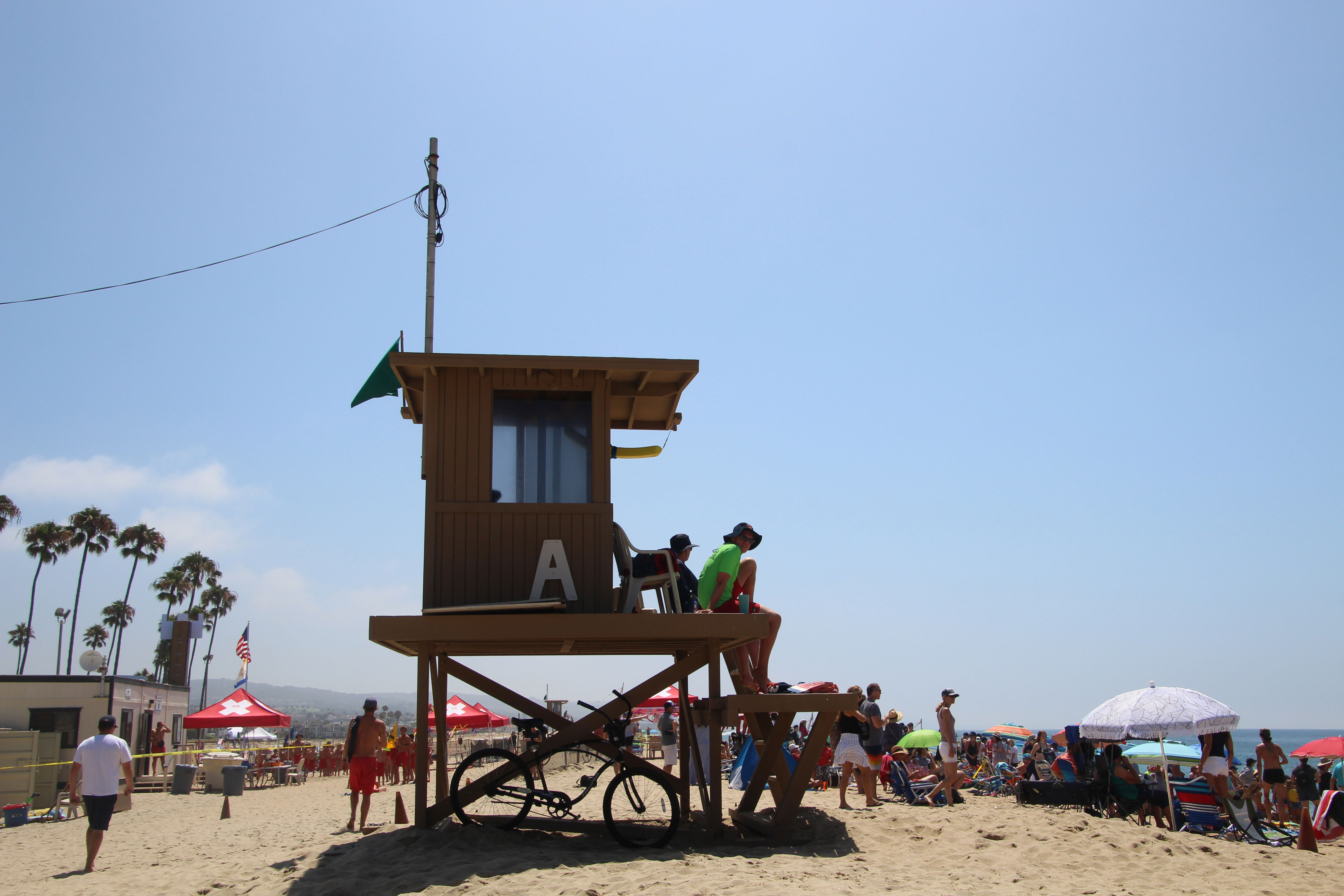 Lifeguard Tower A 9.10