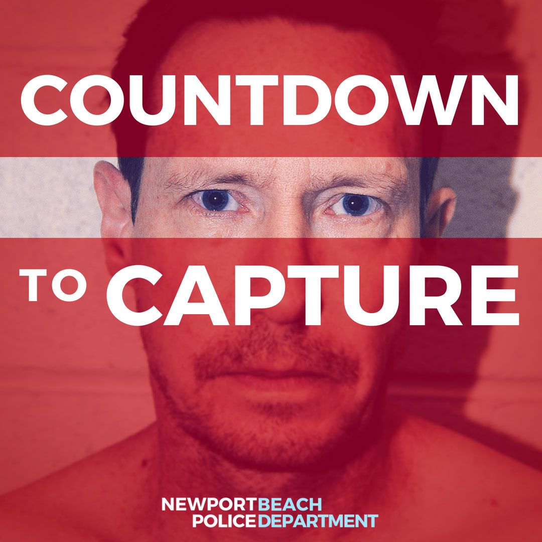 Police Files Countdown to Capture