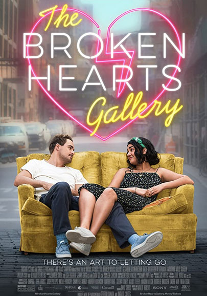 SNN Pick Your Flick The Broken Hearts Gallery