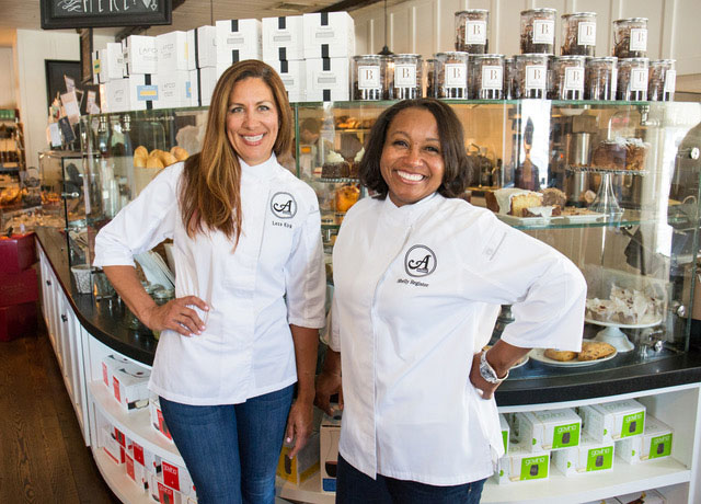 Tastemakers of Orange County A Market chefs