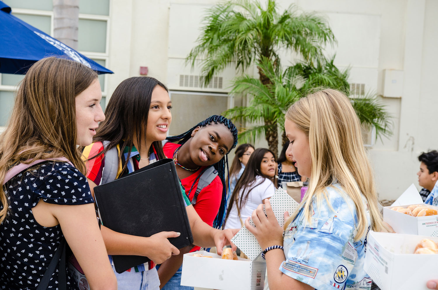 NMUSD welcomes students 1